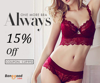 15% OFF for Bras