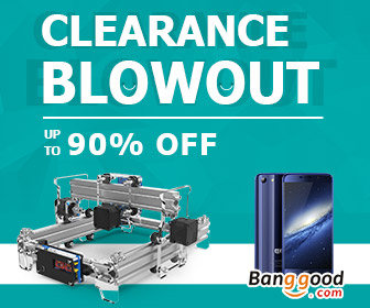 CLEARANCE BLOWOUT: UP TO 90% OFF