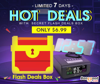 Flash Deals: Up to 62% OFF for Home & Garden