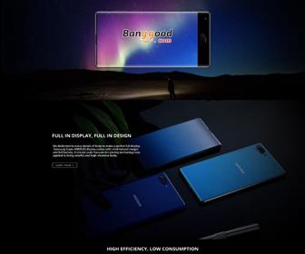 $40 OFF DOOGEE MIX 5.5 Inch 6GB RAM 64GB ROM 4G Smartphone