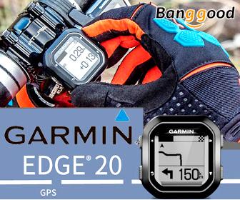 40% OFF for Garmin Edge20 Cycling Intelligence Watch