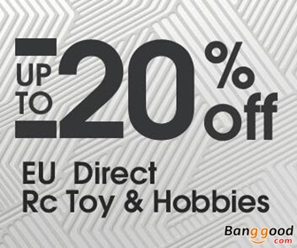 Up to 20% OFF for RC Toys & Hobbies in EU Warehouse