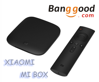 20% OFF for Xiaomi Mi Box (International Version) from BANGGOOD TECHNOLOGY CO., LIMITED