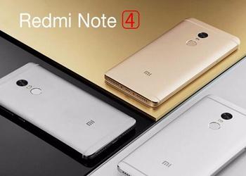 7% OFF Xiaomi Redmi Note 4 Global Edition 3GB RAM 32GB ROM 4G Smartphone