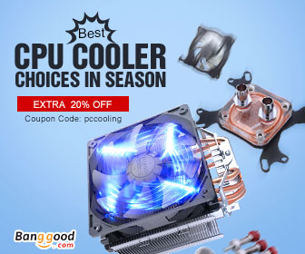 20% OFF for PC CPU Cooler Products