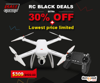 8% OFF Category Coupon for RC Toys & Hobbies