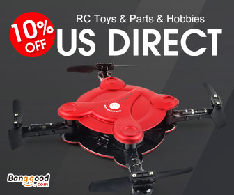 10% OFF for RC Toys & Hobbies in US Warehouse