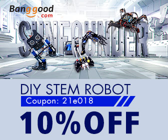 Up to 20% OFF for sunfounder RC Robot