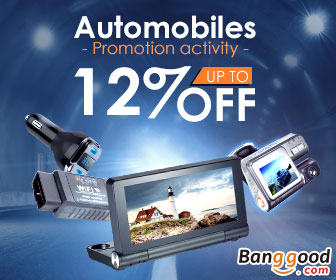 Extra 12% OFF for Automobiles Promotion