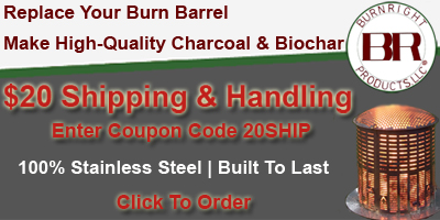 $20 Shipping At Burn Right Products