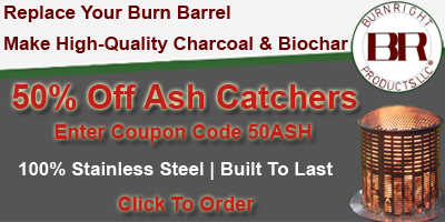 50% Off Ash Catchers At Burn Right Products