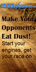 RC Cars--Make Your Opponents Eat Dust!
