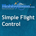 Simple Flight Control, Flying RC helicopters as never been earlier!