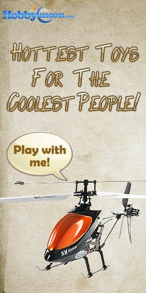 Hottest Toys For the Coolest People, it is PLAY time Now !