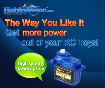Welcome to Hobbymoon.com, The Way You Like It, Get more power our of your RC Toys, High Quality with Lower Price !