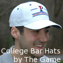The College Shack for Bar Hats from The Game