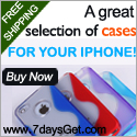 A great selection of cases for your iPhone!
