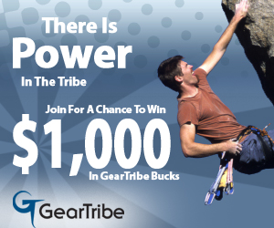 Signup for the GearTribe Launch Alert