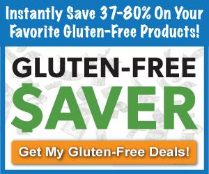 Gluten-Free Saver