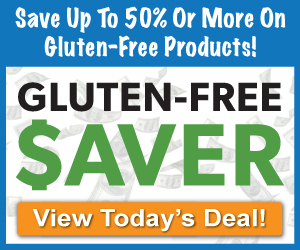 Get This Week's Gluten-Free Deal!