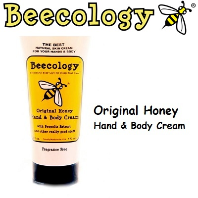 Beecology Original Honey Hand and Body Cream