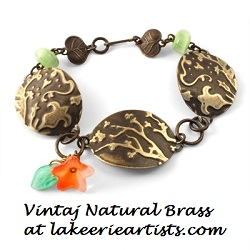 Get Vintaj Natural Brass at lakeerieartists.com