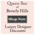 Queen Bee of Beverly Hills  Designer Handbags