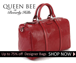 Shop Queen Bee of Beverly Hills for Gucci Handbags