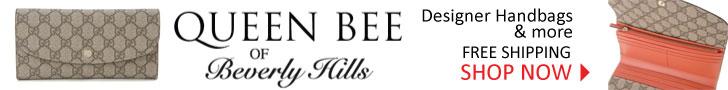 Shop Queen Bee of Beverly Hills for Designer Handbags