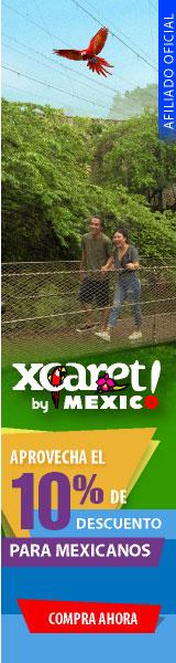 Descuento especial para los Mexicanos de hasta 25%