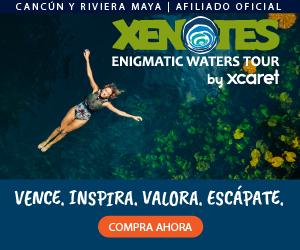 Xenotes Oasis Maya Misticismo, naturaleza y aventura en cuatro diferentes cenotes. Kayak, rappel y mas todo incluido. Riviera Maya