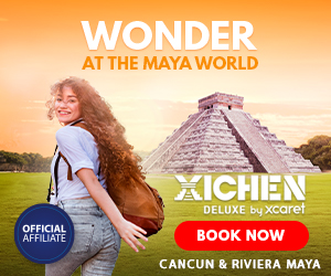Visit Chichen Itza, beautiful ancient city of Valladolid and mayan cenote Zaci in the same tour!