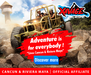 Visit Xavage by Xcaret, an All Inclusive adventure park in Cancun with unique and exciting activities for everyone!
