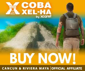 Xichen Tour - Cobá & Xel-Há