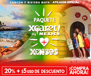 Visita el paraiso esta Semana Santa y disfruta de grandes descuentos en parques by Xcaret