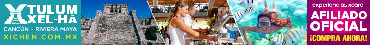 Tulum-Xel-Há, la combinación perfecta de cultura, mar y diversión. Tulum, Riviera Maya.