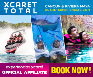 Xcaret Cancun Park Admission & Optional Activities at special price.