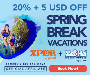 Get 20 % + $5 USD off in 2-park package deals
