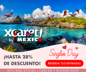 Aprovecha el Día del Soltero y las ofertas hasta 28% de descuento para pasar unas vacaciones inolvidables en Cancún y Riviera Maya