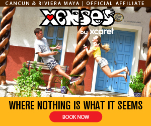 Xenses Park A new experience to awaken your senses more than 15 activities at Cancun & Riviera Maya.
