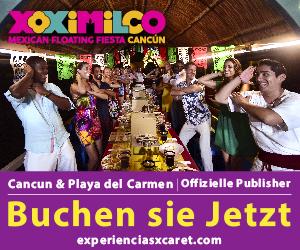 """Xoximilco bietet Ihnen eine wunderbare Möglichkeit, neue Freunde zu gewinnen, ein wichtiges Ereignis zu feiern oder einfach Teil einer typisch mexikanischen Tradition zu sein, die aus dem """"goldenen Zeitalter"""" des Landes stammt."""
