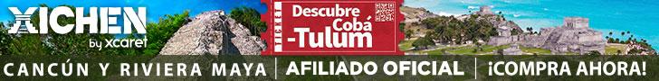 Tour Cob� y Tulum vive un d�a entre la historia y tradiciones de una gran civilizaci�n milenaria. Todo Incluido. Cancun, Riviera Maya.