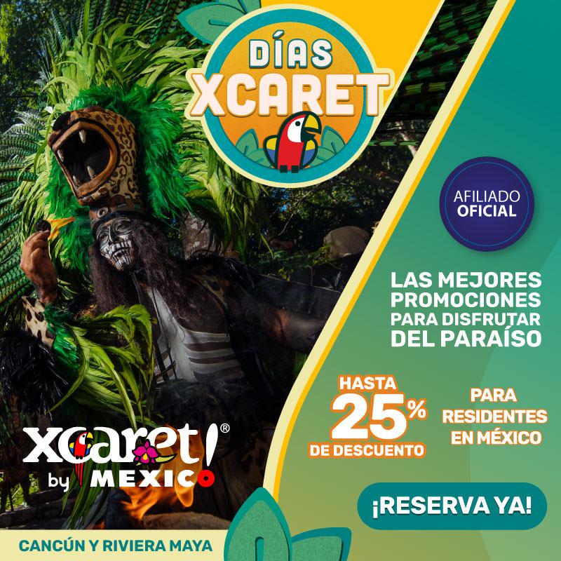 xc 600 - Xcaret Days ES