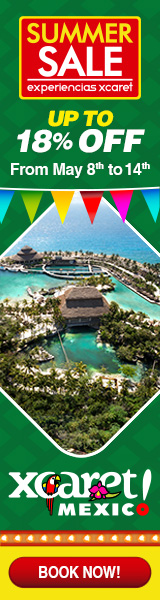 Experiencias Xcaret Outlet Subscribe today and be the first to enjoy Exclusive discounts! Cancun, Mexico.