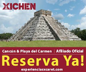 Tour Xichen disfruta de un paseo por el corazón de la historia Maya en Chichen Itza, paquete con transportación y comida. Cancún, Yucatán