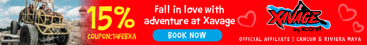 15% off at Xavage for Valentines
