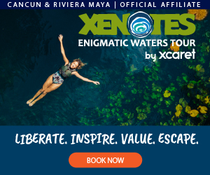 Xenotes Oasis Maya connects you with the nature enjoying of rappel, kayak, zip line in different cenotes. Playa del Carmen, Cancun