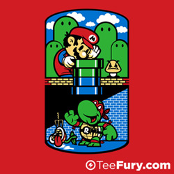 Help a Brother Out at TeeFury.com