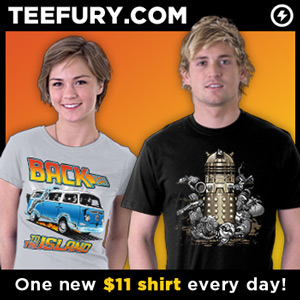 TeeFury.com: $10 limited edition tshirts!