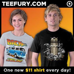 TeeFury.com: $10 limited edition tshirts!